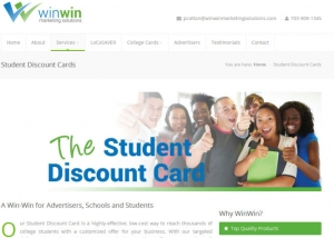 winwin marketing solutions website