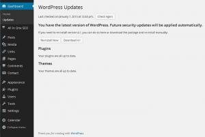 wordpress-updates